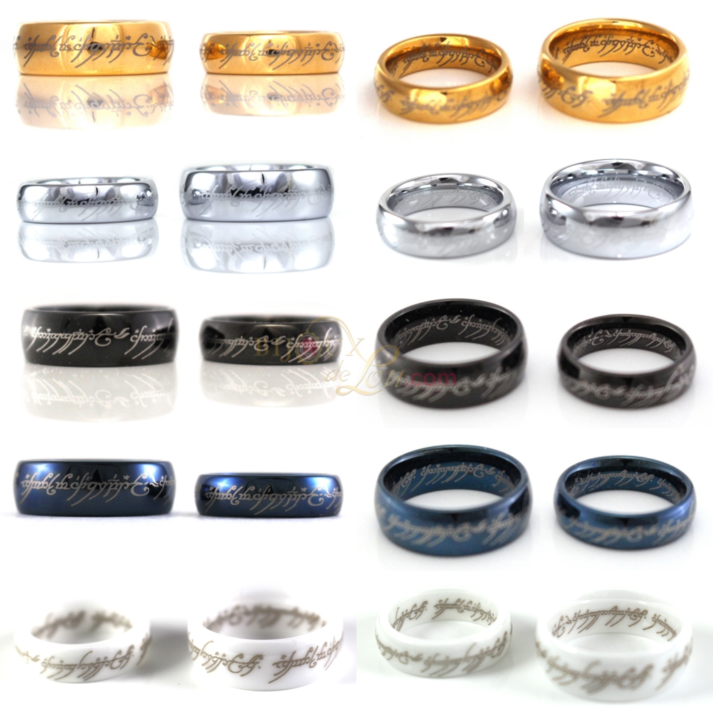 Reviews on tungsten carbide rings