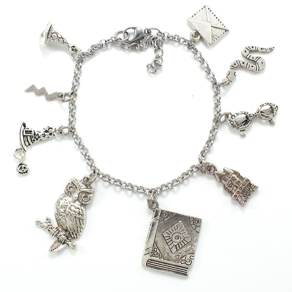bijoux de lou limited edition harry potter charm bracelet. Black Bedroom Furniture Sets. Home Design Ideas