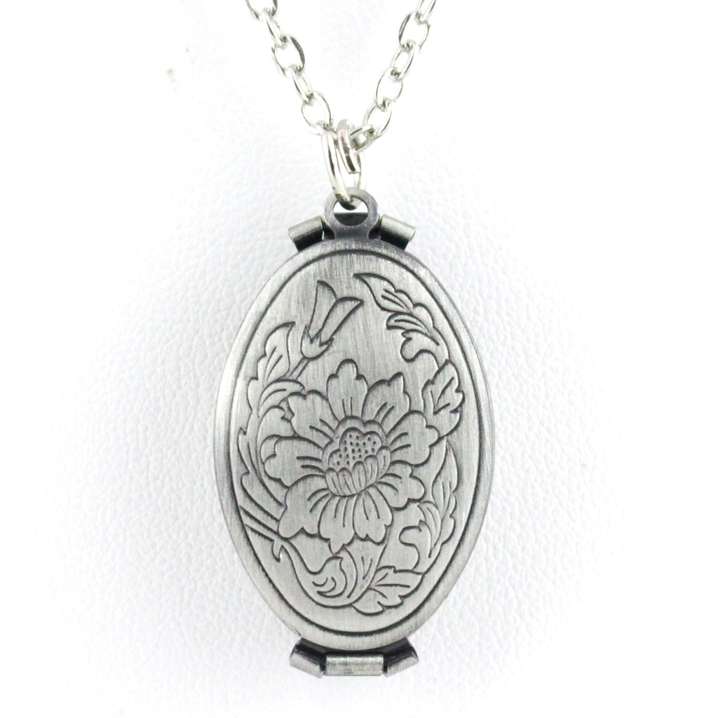 j circa antique locket side necklaces silver master id engraved jewelry ivy pendant victorian for lockets sale at