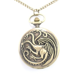 antiqued_gold_targaryen_pocketwatch_necklace
