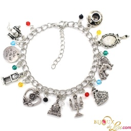 beauty_and_the_beast_charm_bracelet