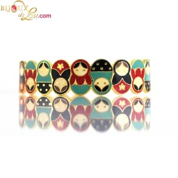blue_red_black_matryoshka_bracelet_1