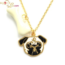 bone_pug_charm_necklace