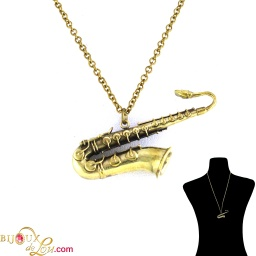 brass_3d_saxophone_necklace_collage