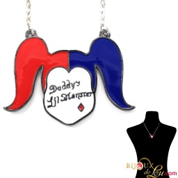 enameled_harleyquinn_necklace_style3_collage