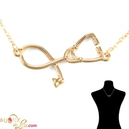 gold-plated-3d-stethoscope-necklace