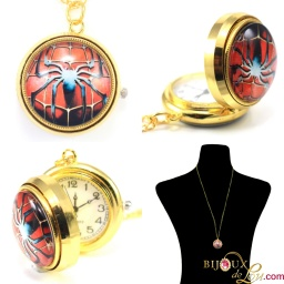 gold_spiderman_pocketwatch_necklace_style1