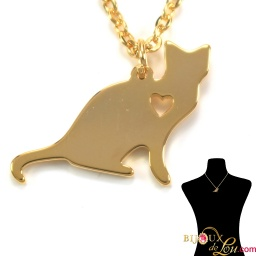 gold_ssteel_cat_cutout_heart_necklace_style2