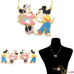 gold_ssteel_dancing_mickey_minnie_mouse