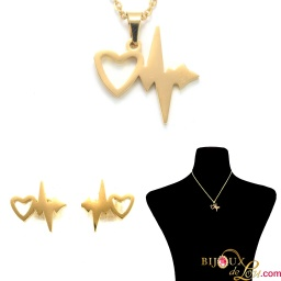 gold_ssteel_heart_ecg_set_style1