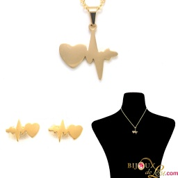 gold_ssteel_heart_ecg_set_style2
