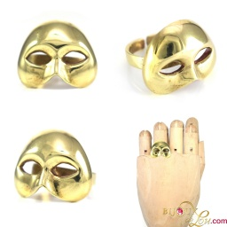 gold_tone_brass_phantom_opera_ring