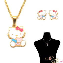 hello_kitty_bear_set_necklace_collage