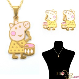 little_drummer_peppa_pig_necklace