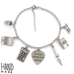 love_my_industrial_engineer_charm_bracelet