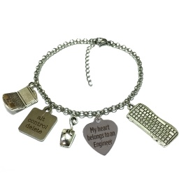 my_heart_belongs_to_computer_engineer_charm_bracelet_style2