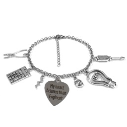 my_heart_belongs_to_electrical_engineer_charm_bracelet_1