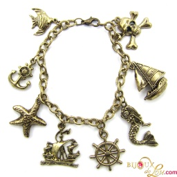 nautical_themed_charm_bracelet