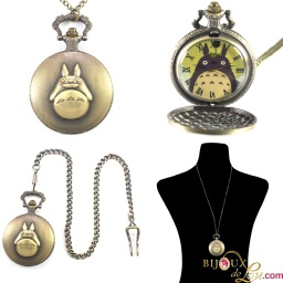 neighbor_totoro_pocketwatch_necklace