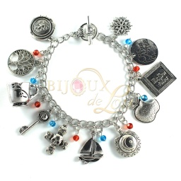 Ouat Charm Bracelet 1 Once Upon A Time Php 800 00 Each