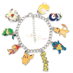 pokemon_charm_bracelet_collage