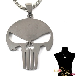 punisher_style2_necklace