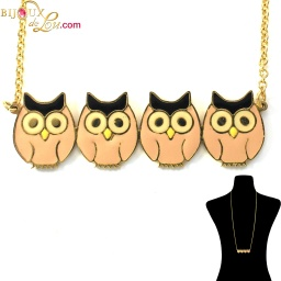 row_pink_4_owls_necklace