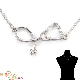 silver-plated-3d-stethoscope-necklace