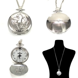 silver_fullmetal_alchemist_pocketwatch_necklace_collage