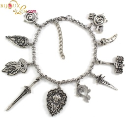 wow_world_warcraft_charm_bracelet