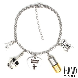 pharmacy_assistant_charm_bracelet