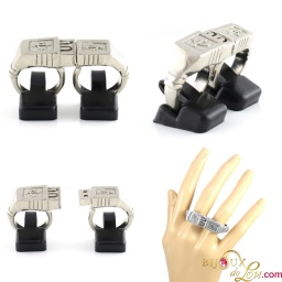 silver-plated-usb-connector-couple-ring